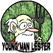 Young Man Lester